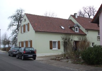2010 neuer Eigentümer R. Schneider, Beginn der Garten Neugestaltung