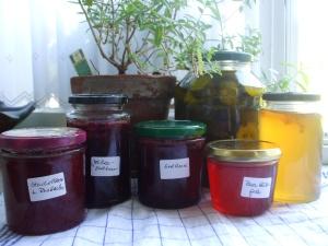 Marmeladenvielfalt