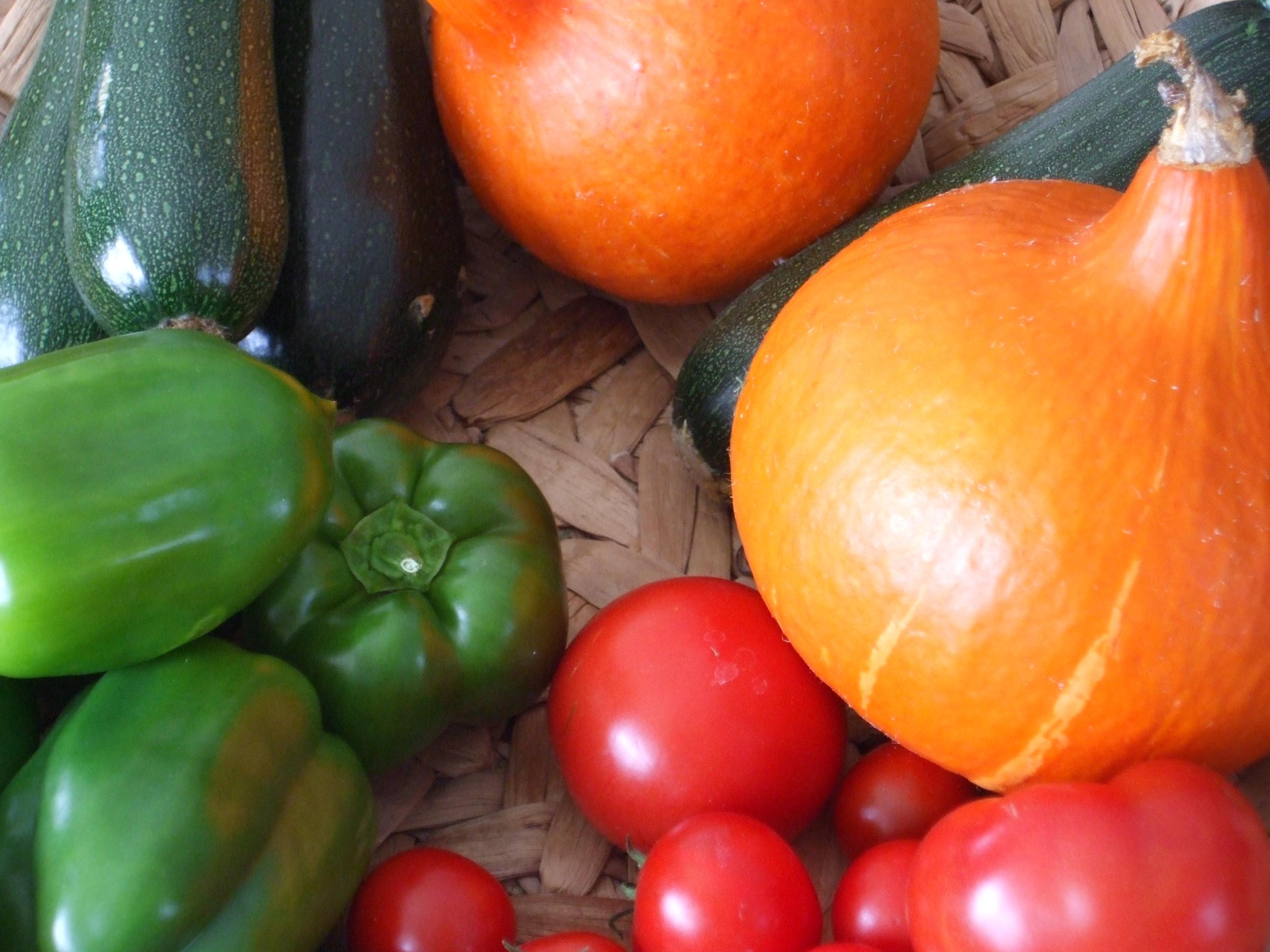 Zucchini-Gemüse-Salat – schnelle und gesunde Küche | Garten ...